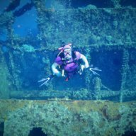 St. Thomas Scuba Diver