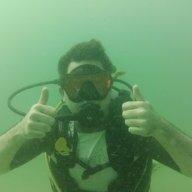 Diver below 83